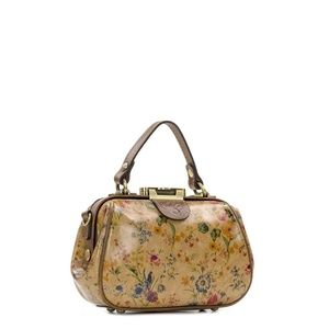 Patricia Nash Prairie Rose Antica Frame Bag